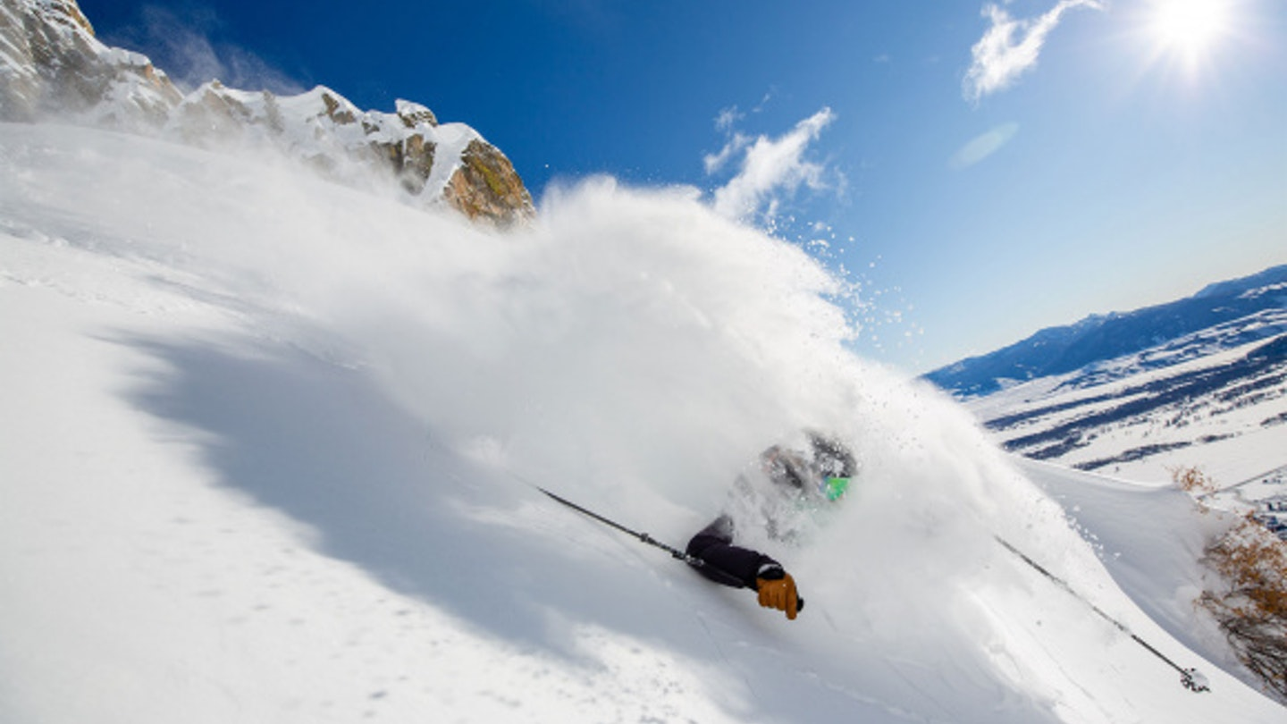All Time Powder Day