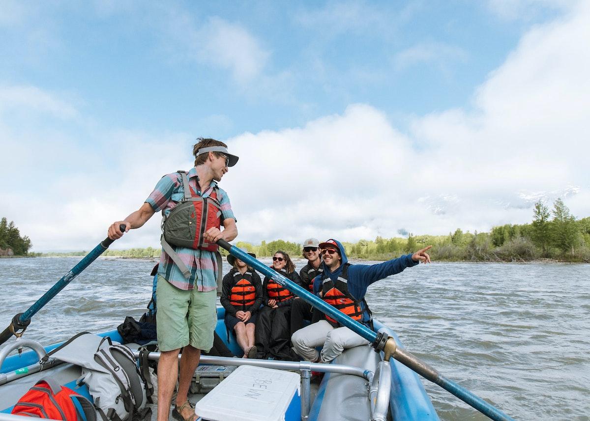 Barkerewing Rafting 2