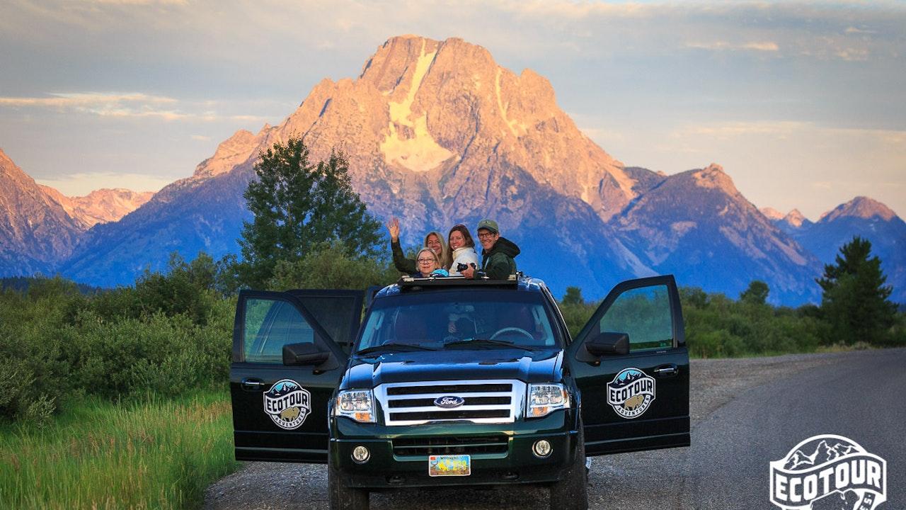 Ecotour Adventures And Mount Moran @joshmettenphoto