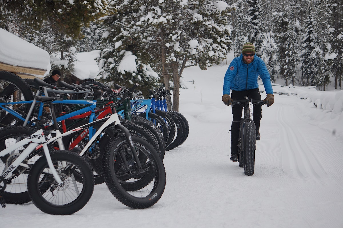 Jh Fatbike Winter Trail