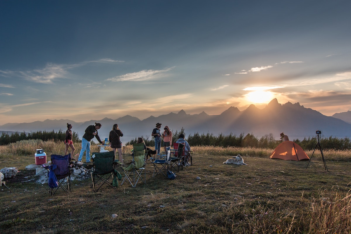 Jh Sunset Camping Group