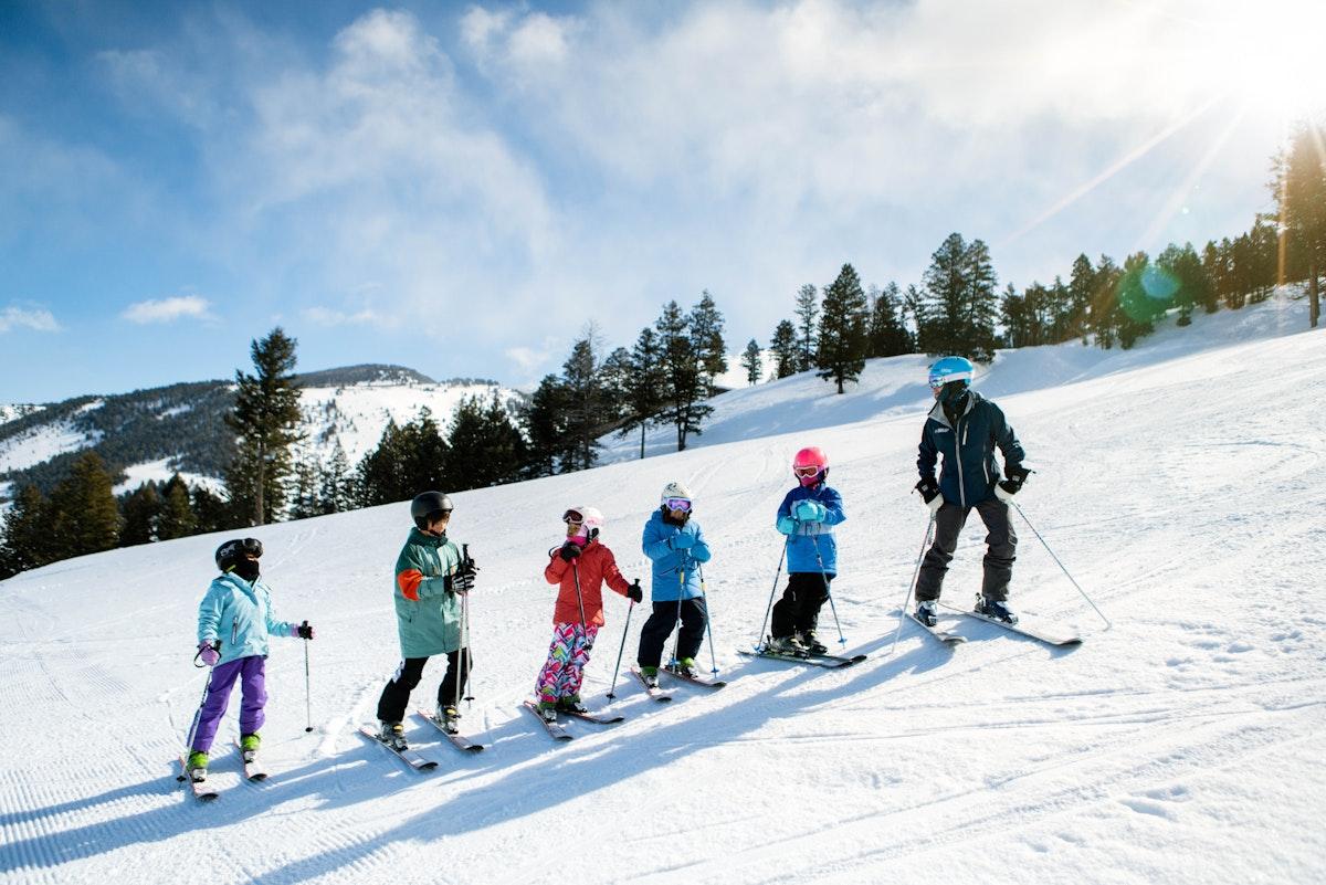 New Thought Ski School 8