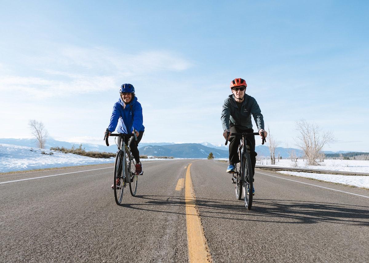 Teton Park Biking 14