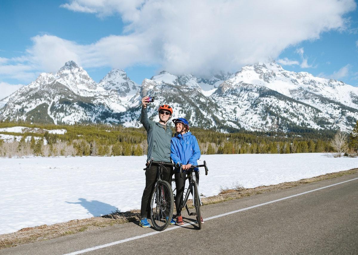 Teton Park Biking 52
