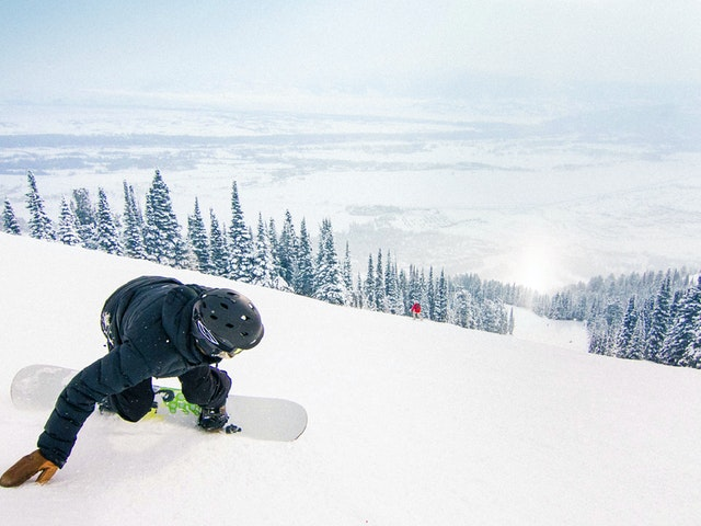 Visitjh Snowboarding 2048X1152
