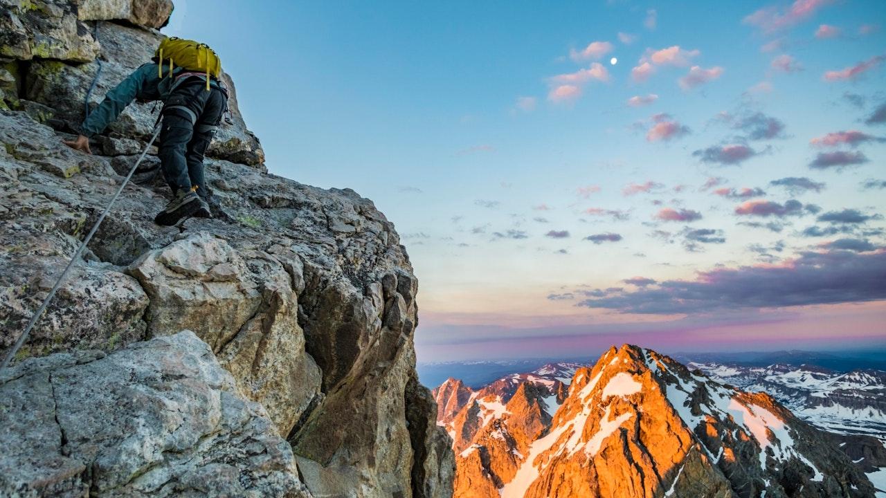 Wilderness Adventures Rock Climbing