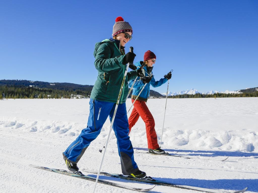 Cross Country Skiing Turpin  Large