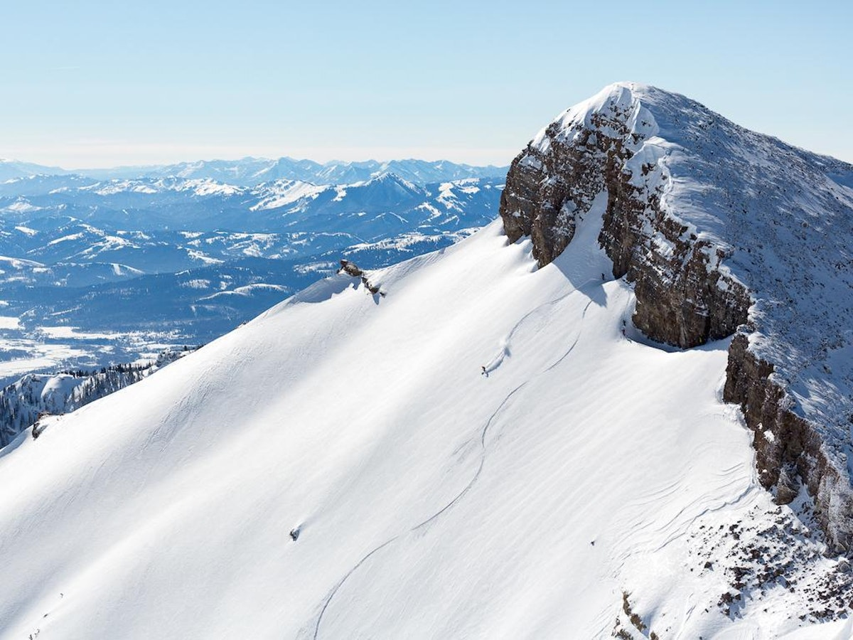 Locals Guide Expert Skiing